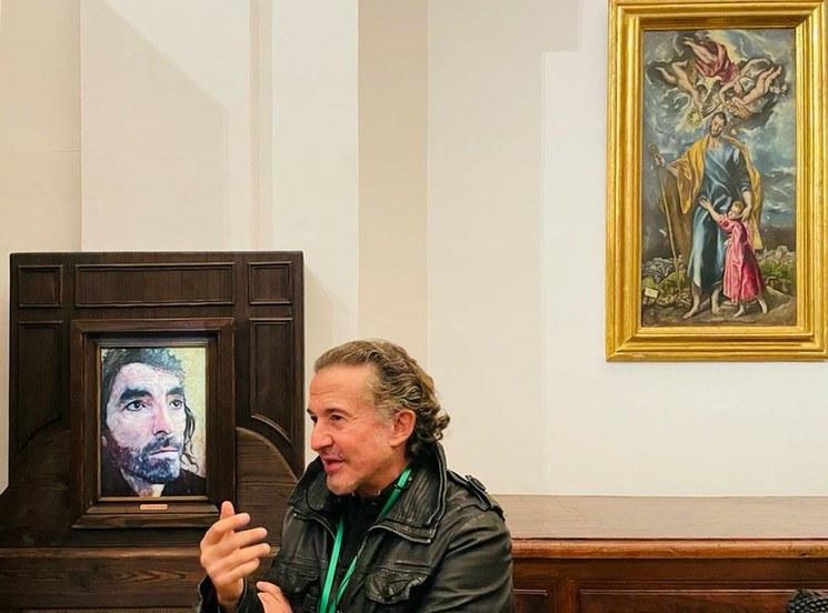 1- José María Cano, _San Mateo_. El Greco, _San José_.jpg